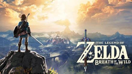The Legend of Zelda: Breath of the Wild, elegido Juego del Año en los Game Awards