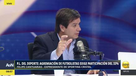 """Cantuarias: """"Paolo Guerrero tiene una gran chance de lograr demostrar su inocencia"""""""