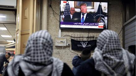 ¿Cómo afectará la decisión de Donald Trump sobre Israel en el mundo árabe?