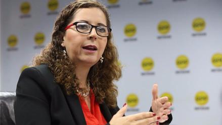 Congresistas piden que Rosa Bartra renuncie a Comisión Lava Jato
