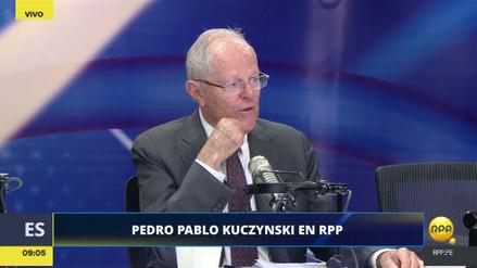 "PPK: ""Mi esposa nunca ha oído hablar de First Capital"""