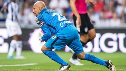 Arquero mexicano se convirtió en el jugador más veterano en un Mundial de Clubes