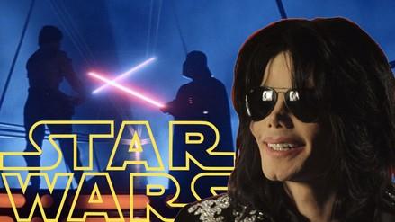 Star Wars | Así suena una pelea de sables láser... con sonidos de Michael Jackson