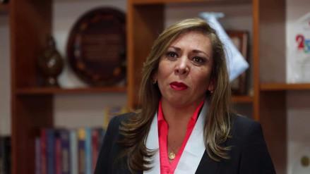María Elena Portocarrero es la nueva decana del Colegio de Abogados de Lima