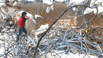 Al menos dos muertos tras bombardeos de Israel sobre la Franja de Gaza