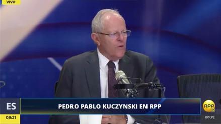 PPK reconoció que asesoró al proyecto H2Olmos de Odebrecht