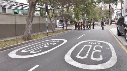 San Isidro fiscalizará electrónicamente la velocidad de los autos en las calles