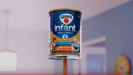 Grupo Gloria descarta que fórmula láctea infantil en el Perú esté contaminada de salmonella