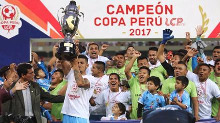 Binacional ganó la Copa Perú y es el nuevo inquilino de la Primera División