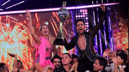 Reyes del Show: Brenda Carvalho se coronó campeona del programa