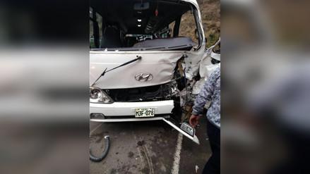 Un muerto y dos heridos dejó accidente de tránsito en Tembladera
