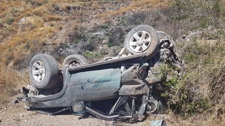 Alcalde de Charcana rendirá su declaración ante Fiscalía por accidente