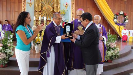 Parroquia María Vianney cumplió 50 años de servicio a la comunidad