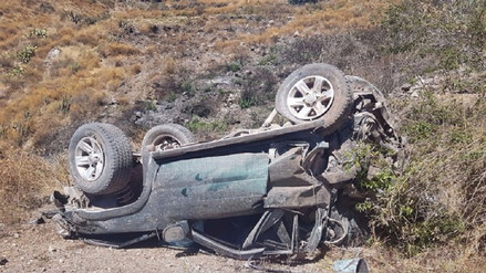 Piden prisión preventiva para alcalde de Charcana que causó accidente