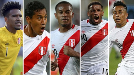 Estos serían los convocados de Perú si el Mundial se jugara ahora