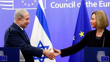 La Unión Europea rechaza la petición de Netanyahu de reconocer a Jerusalén como capital de Israel