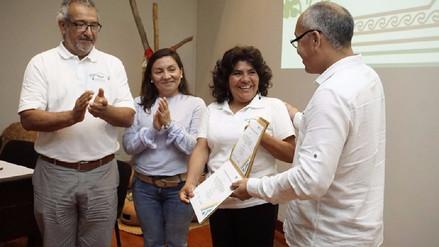 Viceministro de Cultura felicita a Túcume por premio iberoamericano