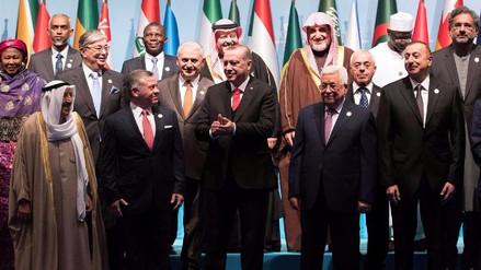 Los países musulmanes reconocen Jerusalén Este como capital de Palestina