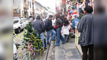 Cajamarca: invocan a comerciantes no invadir pistas y veredas