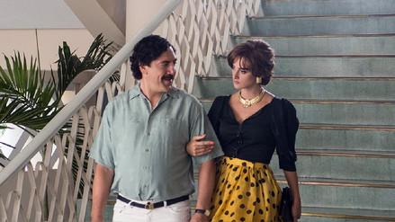 Javier Bardem y Penélope Cruz nominados a los Goya por 'Loving Pablo'
