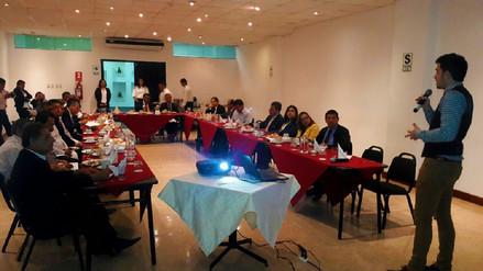 Evalúan crear una agenda de innovación tecnológica en Lambayeque