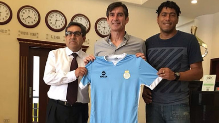 Oscar Ibáñez es el nuevo técnico de Real Garcilaso