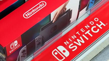 Nintendo Switch superó los 10 millones de unidades vendidas