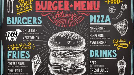 El impacto positivo de retirar los alimentos calóricos del menú