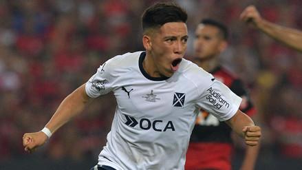 Independiente enmudeció el Maracaná y le arrebató la Sudamericana a Flamengo