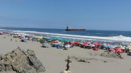 Reportan que playas de Camaná y Mollendo se encuentran contaminadas