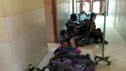 Almuerzo de promoción escolar dejó 120 intoxicados en Celendín