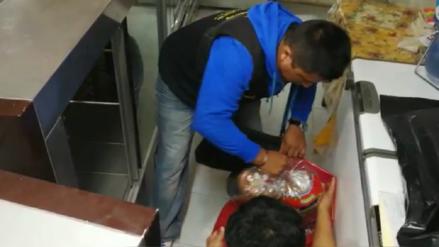 Decomisaron panetones sin registro sanitario en panadería de José Leonardo Ortiz