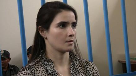 Confirman libertad a Katiuska Del Castillo por caso 'Limpios de la Corrupción'