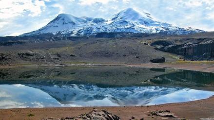 Manantiales cercanos al nevado Coropuna en riesgo por cambio climático