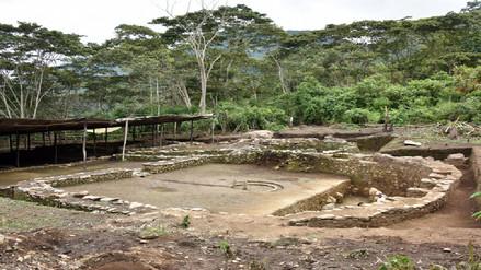 Descubren templo con restos arqueológicos de la cultura Wari