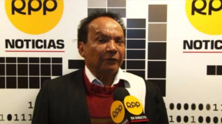 Piden ocho años de prisión a Pablo Villanueva 'Melcochita'