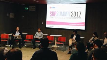 SUP Summit 2017, el encuentro más grande para innovadores