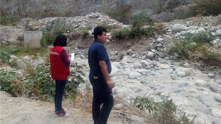 Contraloría identificó riesgos en obras de saneamiento en Palpa