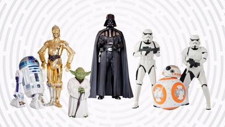Star Wars: La saga galáctica en cifras