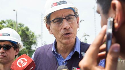 """Martín Vizcarra: """"Nuestro compromiso es con la gobernabilidad"""