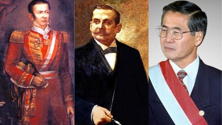 La historia de los tres presidentes peruanos vacados por el Congreso
