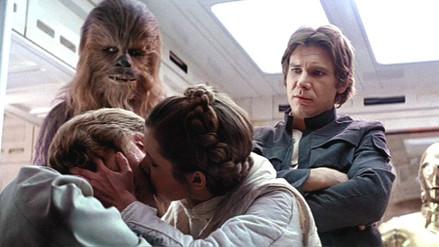 Star Wars: Mark Hamill reveló que tuvo un romance con Carrie Fisher