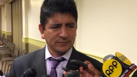 Gobernador de Cajamarca: