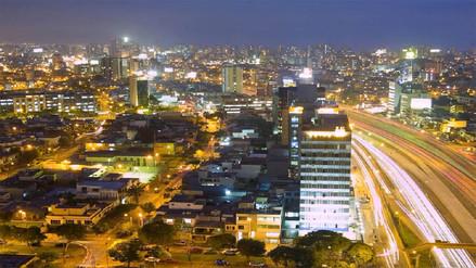 INEI: Economía peruana creció 2.99% en octubre, menos que en los dos meses previos