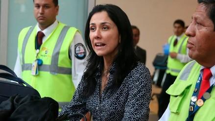 Fiscalía detectó que Nadine Heredia tiene un desbalance patrimonial  de casi S/ 2 millones