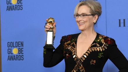 Globos de Oro: Actrices vestirán de negro en protesta a casos de acoso