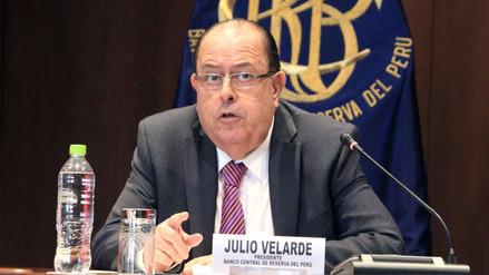 Julio Velarde sobre PPK: