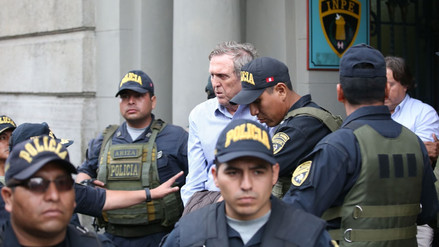 José y Hernando Graña presentarán recurso de queja excepcional a la Sala Penal Nacional
