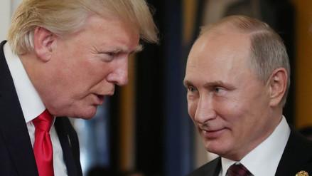 Trump y Putin hablaron por teléfono sobre la crisis de Corea del Norte