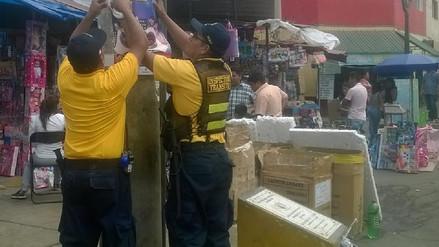 Huaral: refuerzan seguridad con motivo de fiestas de fin de año